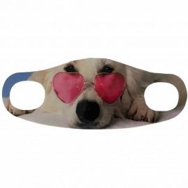 Maske Şirin Köpek