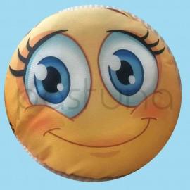 Emoji Sevimli Yastık 32 cm.