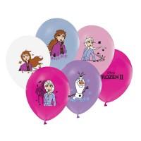 Frozen Baskılı Lisanslı Balon