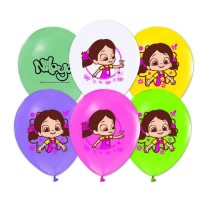 Niloya Latex Balon 8 Adet