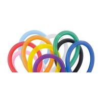 Sosis Model Karşık Renkli Balon
