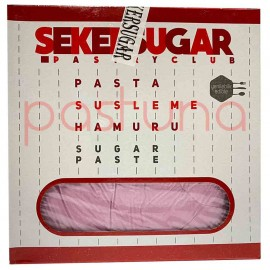 Şeker Hamuru Sugar 1 Kg. Lila Renk