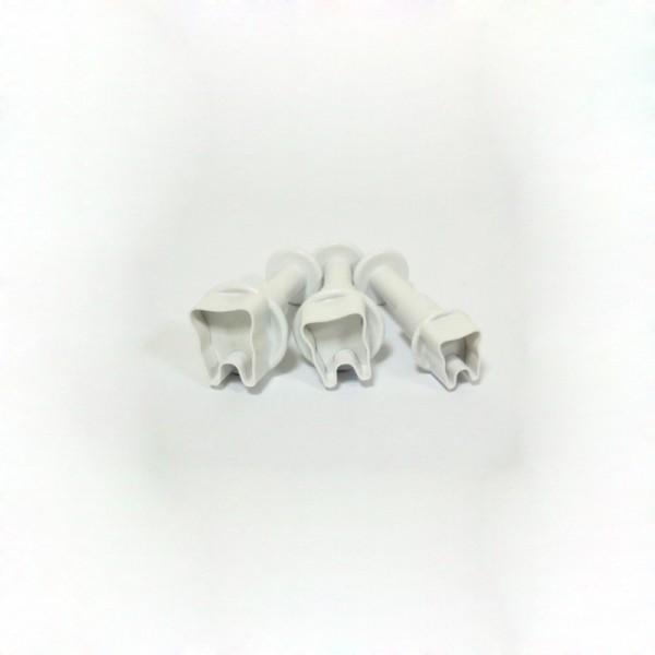 Diş Şekilli Basmalı Set , 3 ' lü